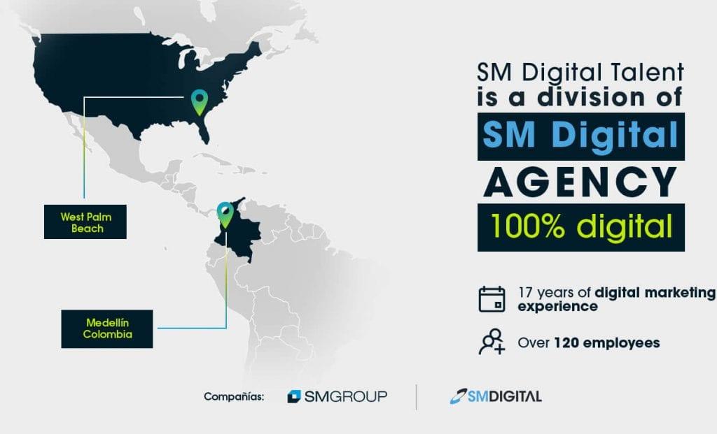 Map - SM Digital agencia
