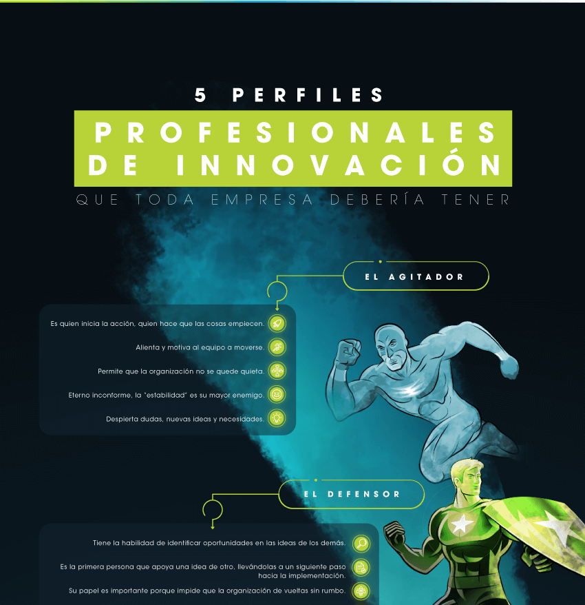 SM Digital Talent 5 Perfiles profesionales de innovación que toda empresa debería tener